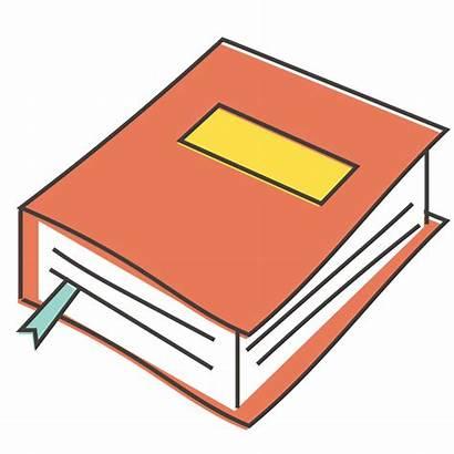 Clipart Books Clip Textbook Language Transparent Chapter