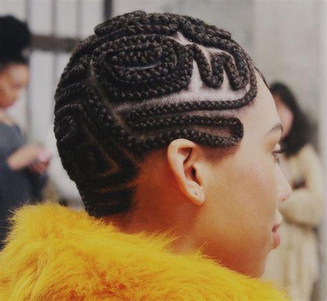 shani crowe  braid queen  turns hair  art