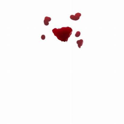 Blood Splatter Animation Bleeding Splat Heart Motion