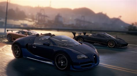 Bugatti Veyron Vitesse Need For Speed Most Wanted