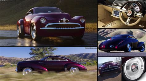 Holden Efijy Concept (2005) - pictures, information & specs