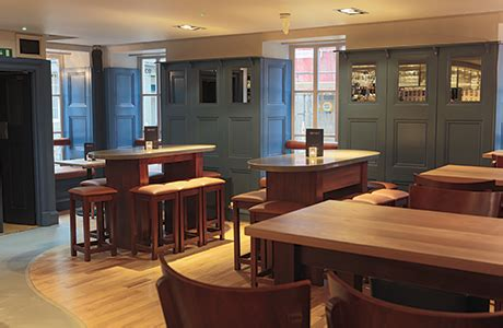 Bar Makeover by Bar In Its Element After Makeover Scottish Licensed