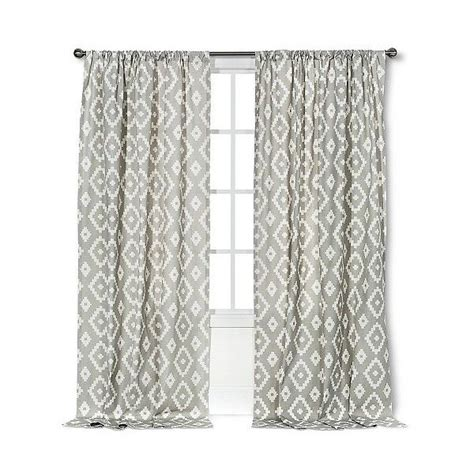Target Out Curtains by Best 25 Target Curtains Ideas On Farmhouse