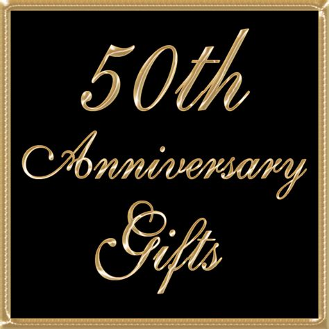 Personalized 50th Wedding Anniversary Gifts for Couples