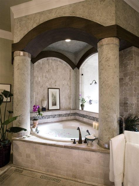HD wallpapers bath with jacuzzi