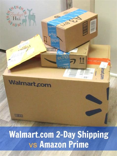 walmarts  day shipping  amazon prime zephyr hill