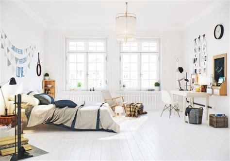 deco chambre nordique appartement avec déco nordique par image box studio
