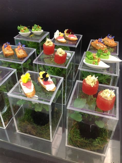 summer canapes hors