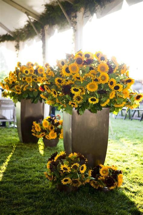 136 Best Sunflower Wedding Ideas Images On Pinterest