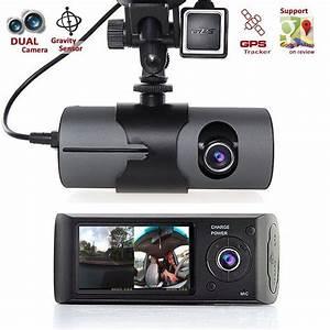 Car Dash Cam : 2 7 dual lens lcd vehicle car dvr camera video recorder dash cam g sensor gps 798295021441 ebay ~ Blog.minnesotawildstore.com Haus und Dekorationen