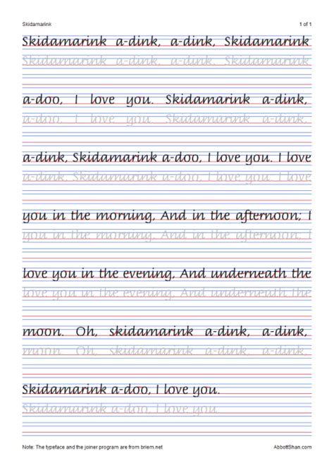 italichandwriting learn handwriting penmanship
