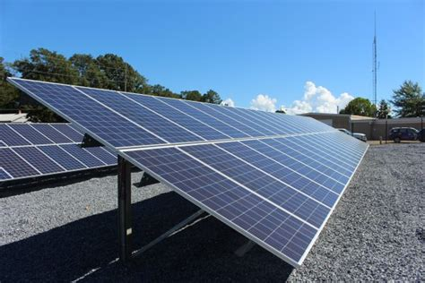 Sylacauga is known for its fine white marble bedrock. Sylacauga Utilities Board unveils new solar research ...