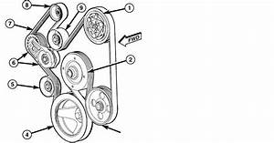 2006 Dodge Ram 2500 Serpentine Belt Diagram