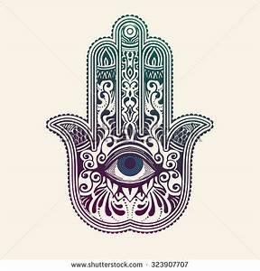 Hand Of Fatima Stock Vectors & Vector Clip Art | Shutterstock