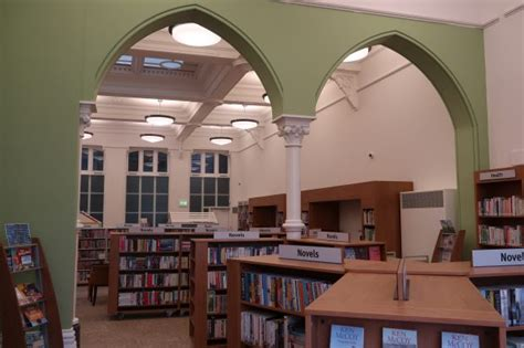 hastings library historic building modern service