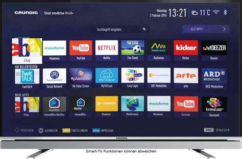 smart tv kaufen günstig grundig 43gfb6623 led fernseher 108 cm 43 zoll hd smart tv inkl 36 monate garantie