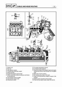 2007 Yamaha Vx1100 Cruiser Deluxe Sport Service Repair Manual