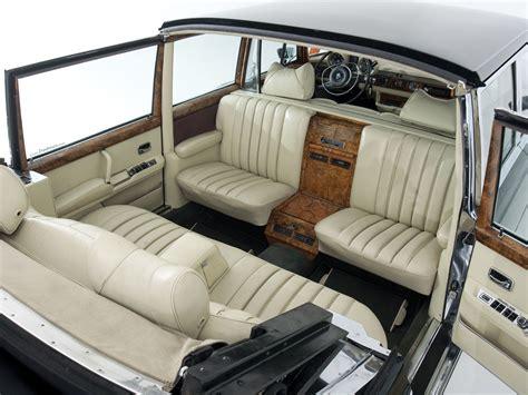 Maybach Interni - mercedes 600 landaulet convertible interior