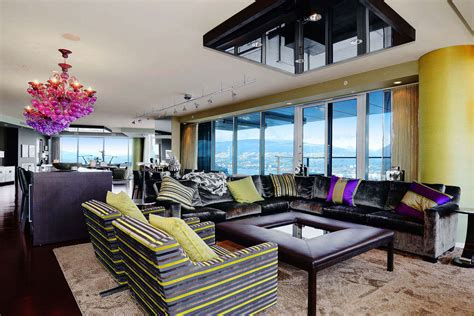 beautiful apartment  amazing views  vancouver canada