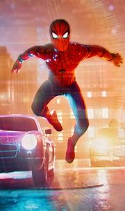2932x2932 Spider-Man 4K Art Ipad Pro Retina Display ...