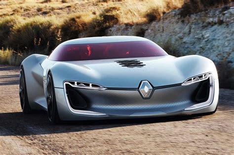 renault trezor renault trezor concept revealed at paris motor show autocar