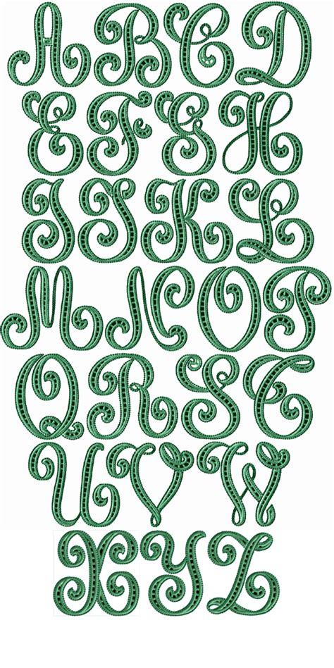 lafayette cutwork font