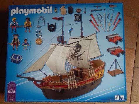 canape lit pas cher bateau pirate playmobil