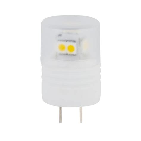 non dimmable led lights newhouse lighting 20w equivalent soft white g8 non