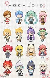 24 best Chibi vocaloid images on Pinterest | Anime art ...