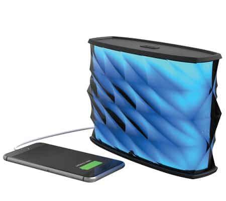 speaker that changes color ihome ibt84 wireless bluetooth speaker changes colors to