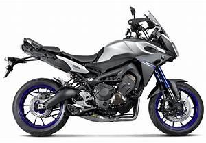 Yamaha Mt 09 Tracer : akrapovic full exhaust s y9r3 haft ~ Medecine-chirurgie-esthetiques.com Avis de Voitures