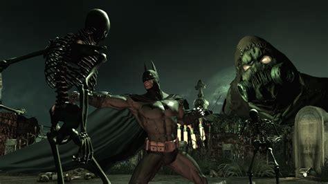 Batman Arkham Asylum Gamespot