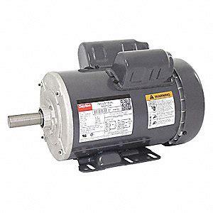 dayton 1 1 2 hp general purpose motor capacitor start run 1725 nameplate rpm voltage 115 208 230