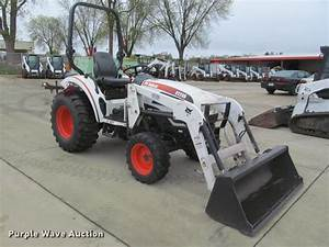 Bobcat Ct235 For Sale  12715994  From Purple Wave  Inc
