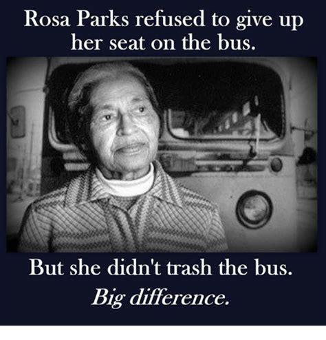 Rosa Parks Meme - 25 best memes about rosa park rosa park memes