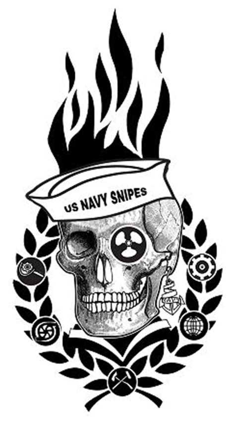 Usn Tattoos navy snipe decal  navy united states navy navy 244 x 450 · jpeg