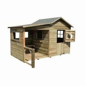 Maisonnette En Bois Castorama : maisonnette en bois hacienda castorama ~ Dailycaller-alerts.com Idées de Décoration