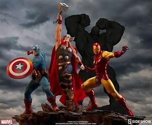 Avengers Assemble Thor Statue