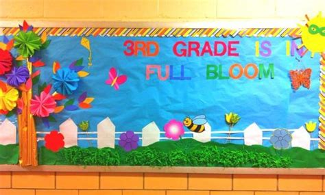 3rd Grade Is In Full Bloom!