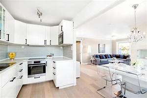 attrayant amenagement salon salle a manger petit espace 7 With amenagement cuisine salon salle a manger