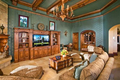 Popular Paint Colors For Living Rooms 2014 by Family Living Room With Wood Trim Moulding