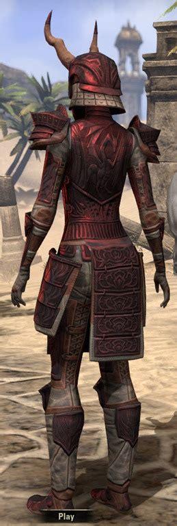 elder scrolls  celestial rubedite eso fashion