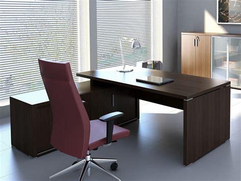 Office Furniture Credenza by Quando Executive Desk With Credenza Return
