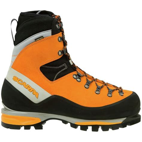 scarpa mont blanc gtx mountaineering boot mens backcountrycom