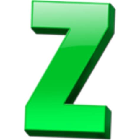 color with z letter z icon free images at clker vector clip