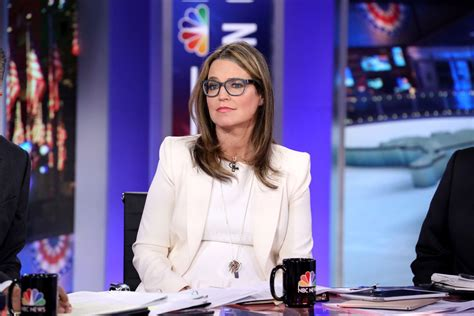 savannah guthrie talks tv news  trump era ny daily news