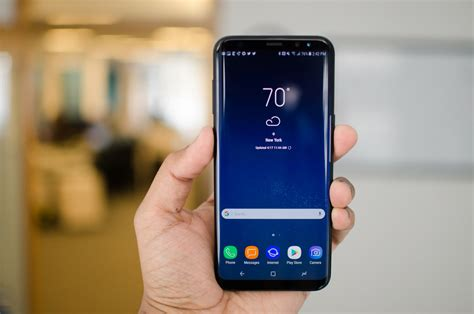 samsung galaxy s8 reviews honest opinion from users