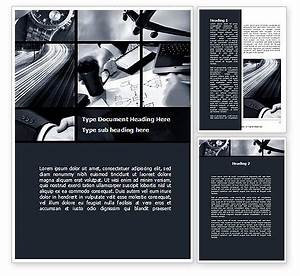 business activity collage word template 10047 With collage templates for word