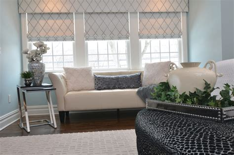 Fabric Shades by Fabric Shades By Curtains Boutique In Bergen County Nj