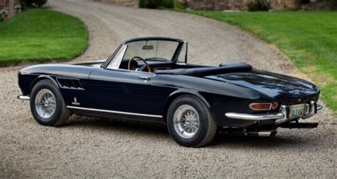2013 monterey auction by rm auctions. 1965 Ferrari 275 GTS | Classic Driver Market